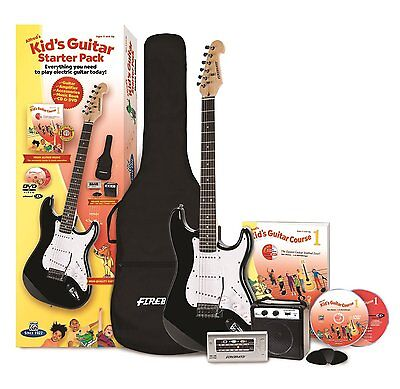 Alfred Kid's Electric Guitar Starter Pack