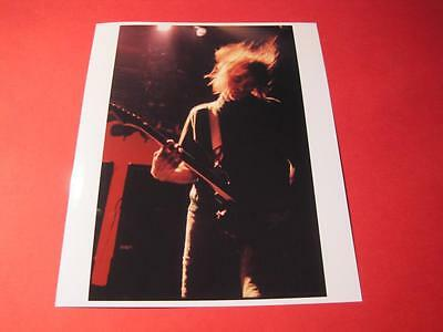 NIRVANA KURT COBAIN  10x8 inch lab-printed glossy photo P/1785