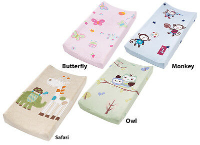 Summer Infant Plush Pals Animals Changing Pad Cover Superior Softness - 732305