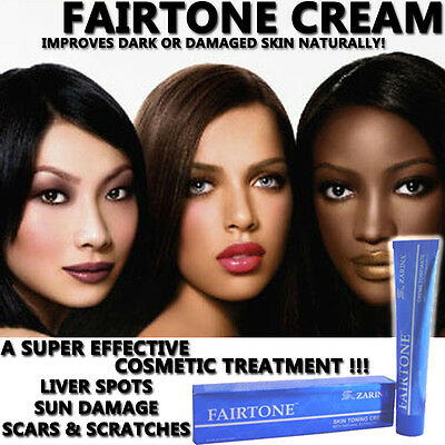 Zarina Fairtone Skin Lightening Cream -Face, Body& Dark Spot Whitening