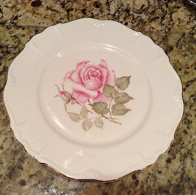 Made In Germany Franconia Rose Edelstein  Barvaria Punk Tea Roses China Plates