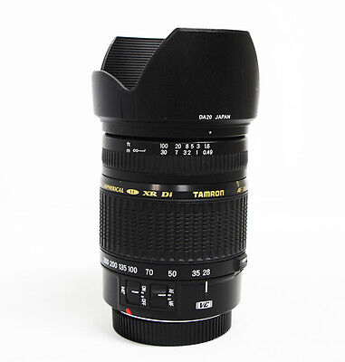 Tamron LD A20 28-300 mm F/3.5-6.3 LD XR Aspherical IF Di VC Lens For Canon