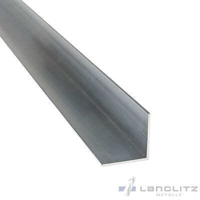 Aluminium Angle Alloy Profile L Section Aluminum Bis 2,50 M