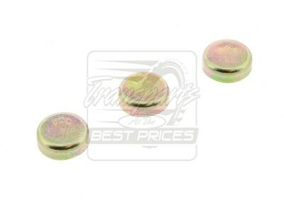 Ford M5R1 M5R2 M5OD Transmission Soft Plug Top Cover Rear Freeze Brass Plugs