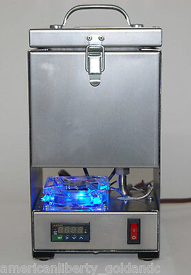 100oz Electric Furnace for Gold & Silver Melting making Jewelry + Bars 3kg Kiln