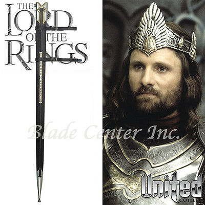 Anduril Sword Scabbard from Lord of the Rings by United Cutlery UC1396 New
