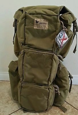 North American Rescue CCRK Warrior Aid and Litter Kit Coyote Walk Bag NAR