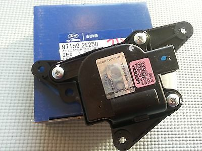 OEM HVAC Heater Blend Door Actuator Motor Hyundai Tucson 2005-2009 #971592E250
