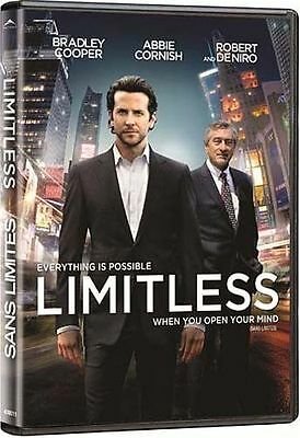 Limitless (DVD, 2011, Canadian)