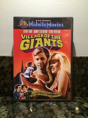 Village of the Giants (DVD, 2001) Mint! NR!