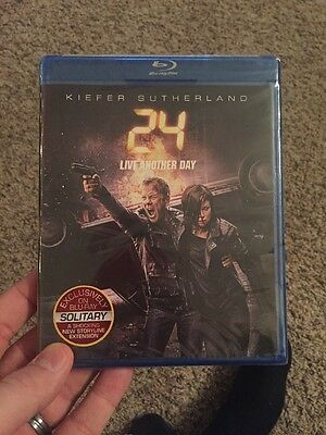 24: Live Another Day (Blu-ray Disc, 2014, 3-Disc Set)