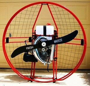 Powered Paraglider & Lifetime Free Training Nationwide!