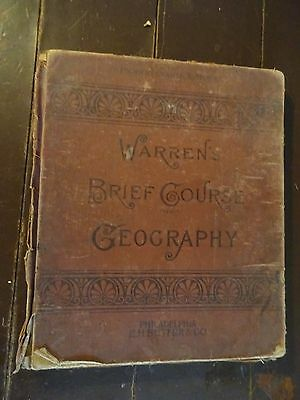 Warren's Brief Course in Geography, E.H. Butler & Co., 1886 Edition