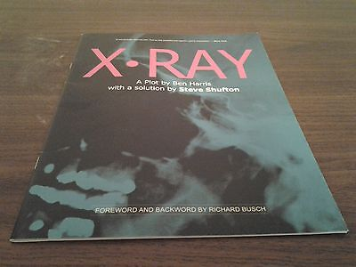 X-Ray by Ben Harris and Steve Shufton – Book