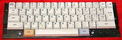 VINTAGE LAPTOP / COMPUTER KEYBOARD 2 x 11-PIN RIBBON CABLE CONNECTION 31cmX10cm!