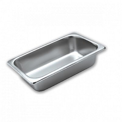 Standard Steam Pan - 1/4 Size x150mm Deep