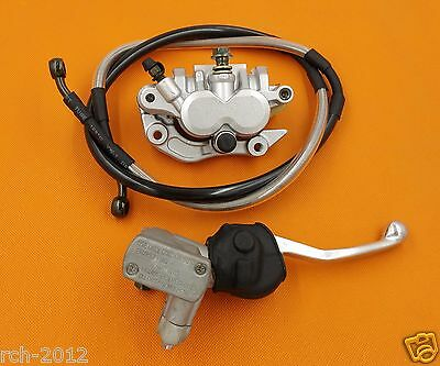 NEW front brake assembly caliper for Honda CRF 250X 2004-2013 CRF 450X 2005-2013