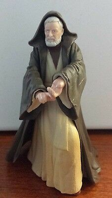 Star Wars Obi-Wan Kenobi Final Duel Action Figure Hasbro 2001