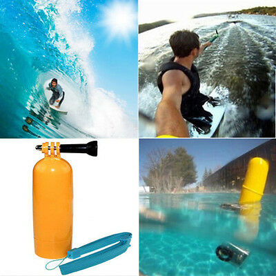 Cool FLOATING Hand Grip Handle Mount Accessory Float for GoPro Hero 1 2 3 / 3+