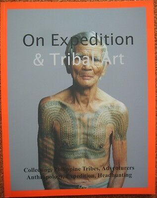 New Book  #ON EXPEDITION& TRIBAL ART#   by W.T.C.Kleiman