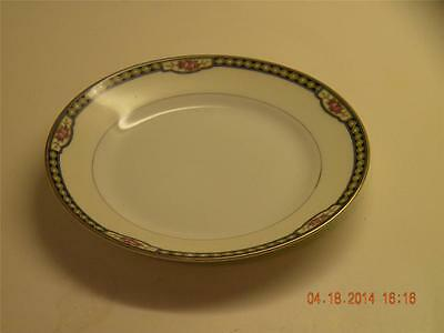 """Margate Noritake Bread & Butter Plate made in Japan  6 1/2"""" round"""