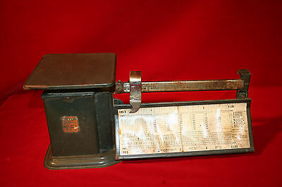 Vintage Triner Air Mail Accuracy Scale~Triner Scale & Mfg Co Chicago Illinois