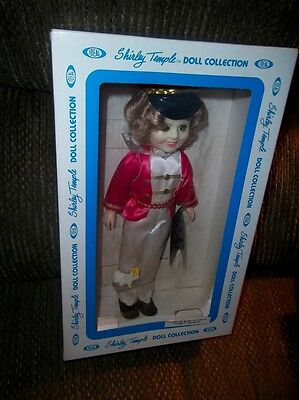 Ideal Shirley Temple Poor Little Rich Girl 12 Inch Doll 1982