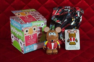 "Disney 3"" Vinylmation - The Muppets Series #1 - Rizzo the Rat"