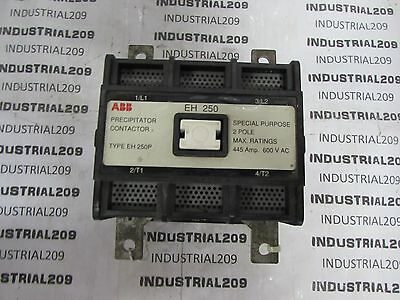 Abb Precipitator Contactor Eh250P-1 New Surplus