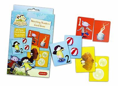 Abney And Teal Mix And Match 20 Piece Card Game (B.n.i.b)