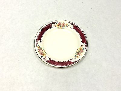 Majestic by Homer Laughlin Multicolored Floral Replacement Saucer