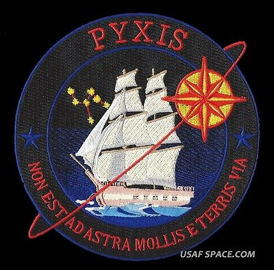 NRO L-30 - PYXIS - ATLAS V 401 Launch CCAFS USAF DOD SATELLITE Mission PATCH