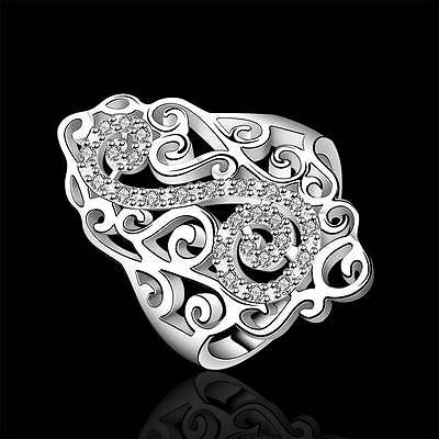 925 silver Ring wholesale Fashion Jewelry women's Gift R579