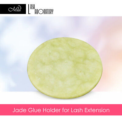 Jade Glue Holder for Eyelash Extension Adhesive Pallet Stand Semi Permanent