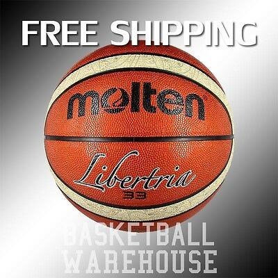Molten Libertria Street Series Basketball | Free Delivery Nationwide | Size 7