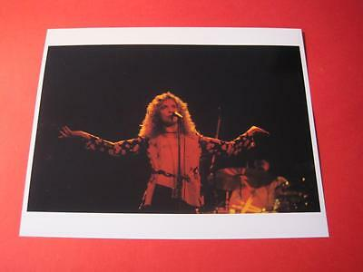 LED ZEPPELIN  10x8 inch lab-printed glossy photo P/1304
