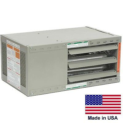 HEATER 24,000 BTU - Commercial Low Profile - Natural Gas - Power Vented - 120V