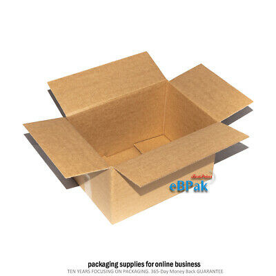 Mailing Box 405x300x255mm BX5 SIZE Brown Regular Slotted Shipping Carton x 25
