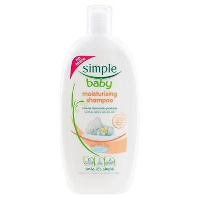 Simple Baby Moisturising Shampoo 300ml