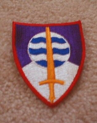 Spring Hill College ROTC patch