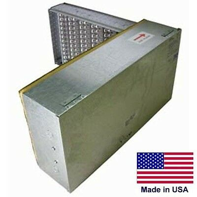 Packaged Duct Heater 45,000 Watts - 208 Volt - 3 Phase - 125.1 Amps - Commercial