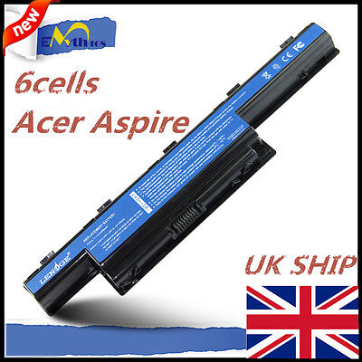 Battery for Acer AS10D51 Aspire 7551 4741 4741G 5741 5551 5552 4551 7560 5750