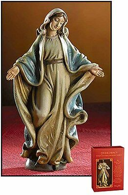 Our Lady of Grace Patron Saint Statue 4 Inches NEW SKU PC943