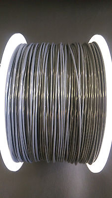 3D printer PLA filament CHARCOAL 1.75mm net weight 1kg MADE in AUSTRALIA