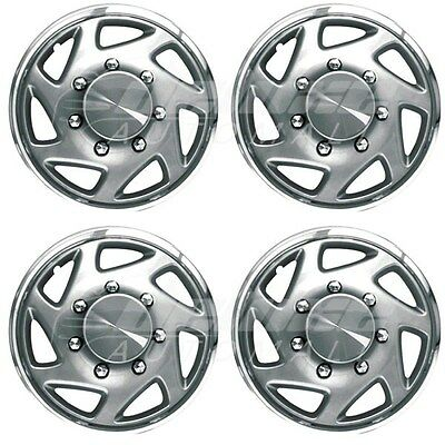 """16"""" Wheel Covers FOR 09-12 Ford Econoline / 07-08 Ford E150 / 07-2012 Ford E350"""