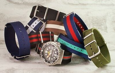 Military NATO watch strap Add a strap tool and new pins for £1    #1