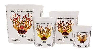Paint Mixing Cups - Pint (Box of 100)