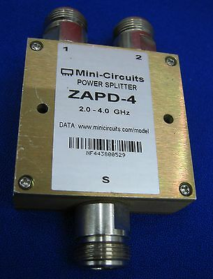 Mini-Circuits Power Splitter Zapd-4