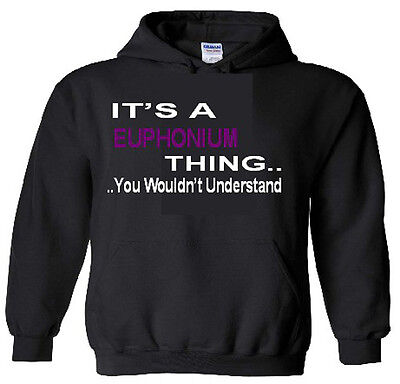 It's A Euphonium Thing Hoodie