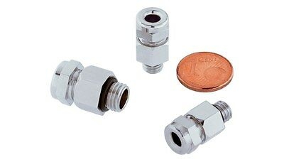 GREY M16 SPIRAL CABLE GLAND With FREE Locknut Worth £1.99 53111610 LAPP KABEL